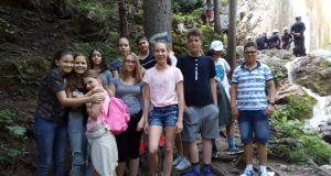 Ausztriai nyelvi tábor